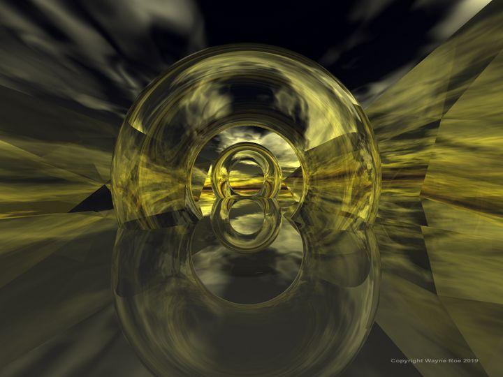 Sea Circles - Wayne Roe Designs