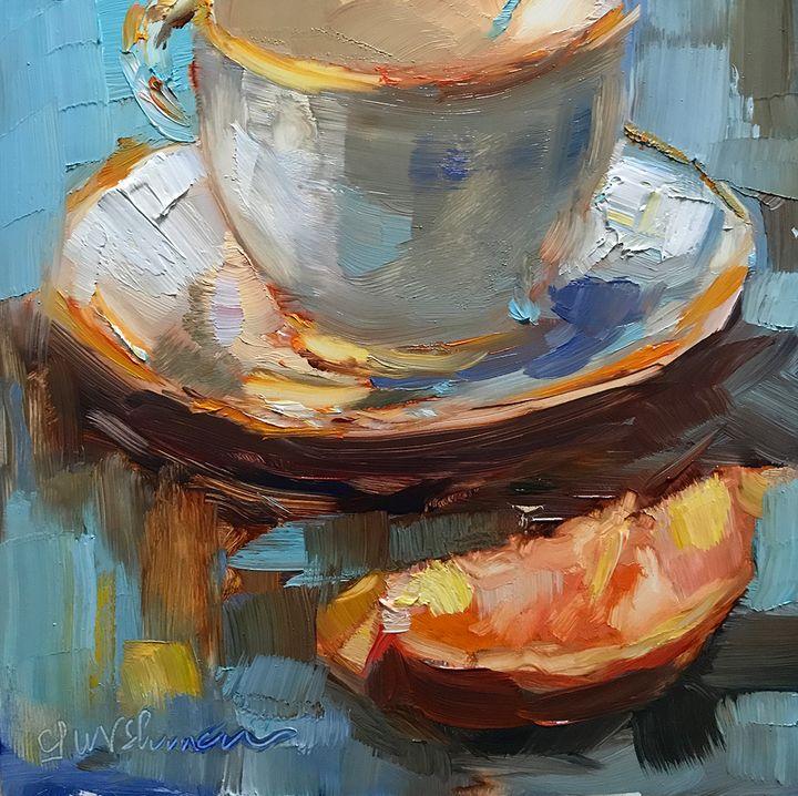 Tea time - NatikArt