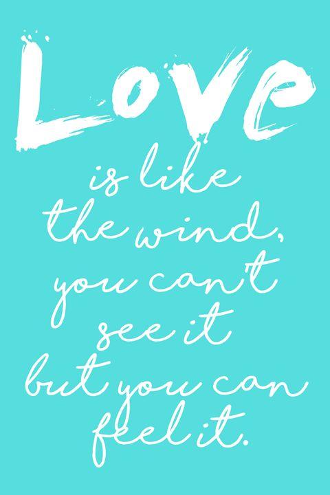 Love is like the wind - Madame Morgane