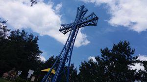 Steel Cross in Greater Poland - Visumaster3D