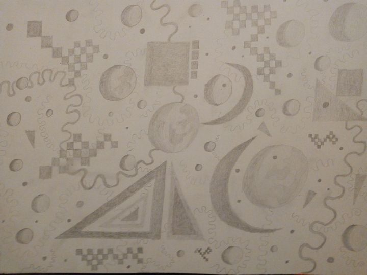 Geometric abstraction - Visumaster3D