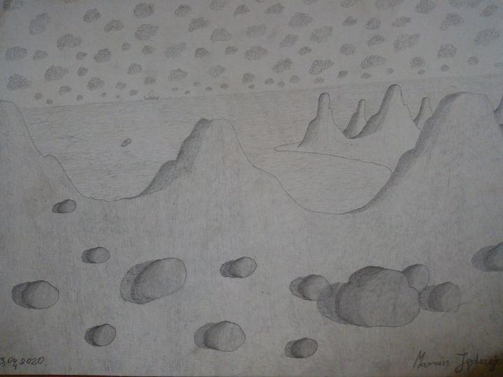 Rocky shoreline - Visumaster3D