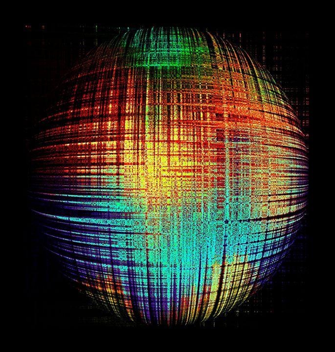Esfera de Colores - Trompiz Gallery