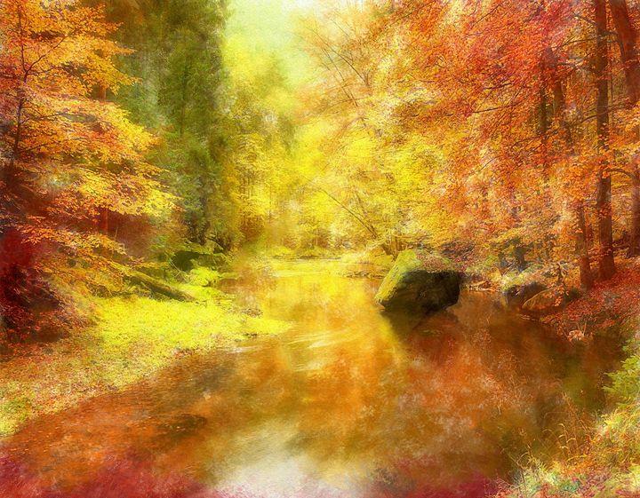 Nature in Autumn - Trompiz Gallery