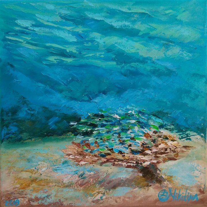 Coral - Olga Nikitina