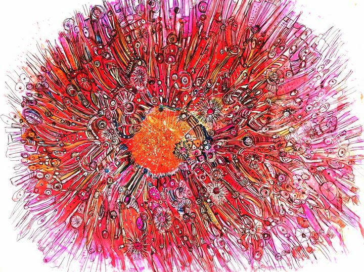 Cosmos - Fiona Sutherland Muir