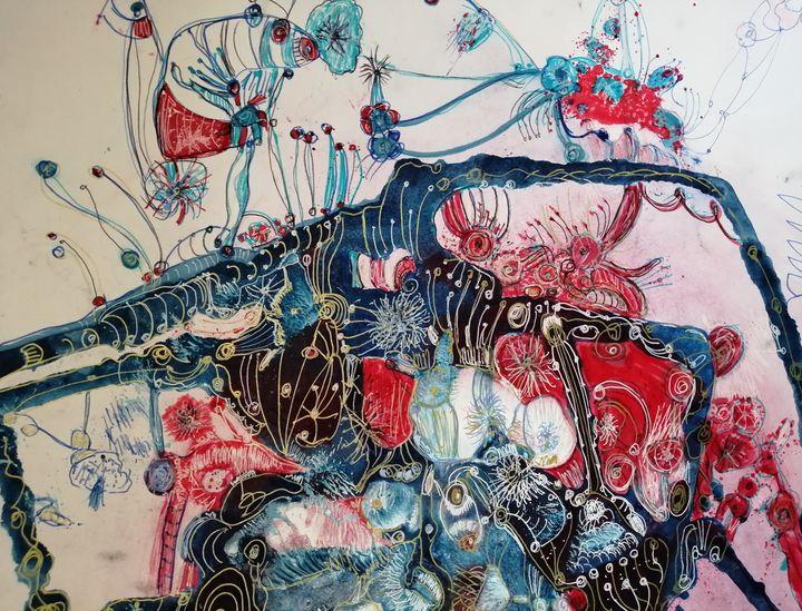 A very British wave - Fiona Sutherland Muir