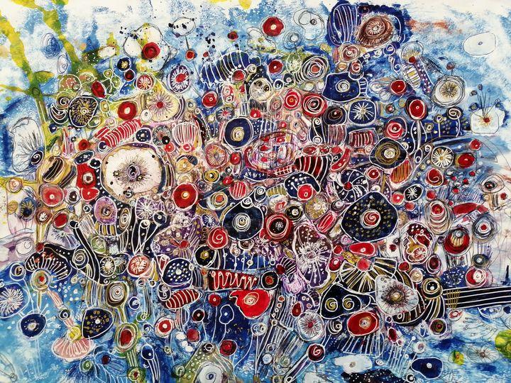 My blue heaven - Fiona Sutherland Muir