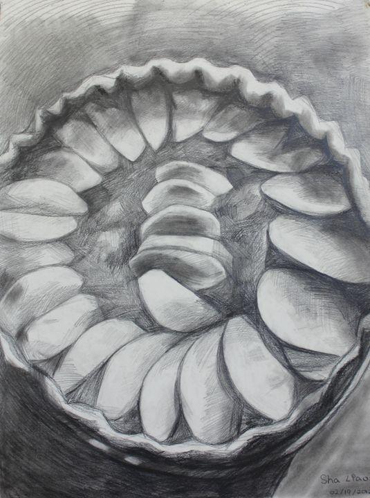 Apple Pie - Sha Liao Art