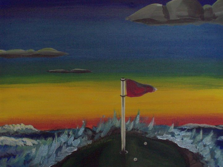Golf Day - Graphicsandpigments