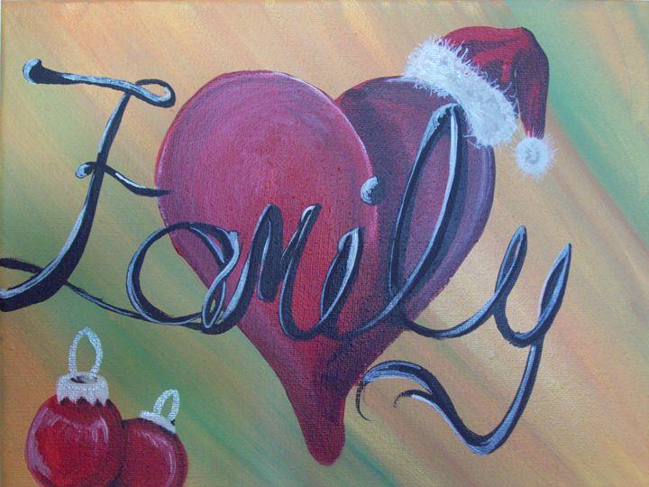 Family love - Graphicsandpigments