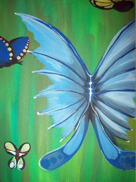 Butterfly Daze - Graphicsandpigments