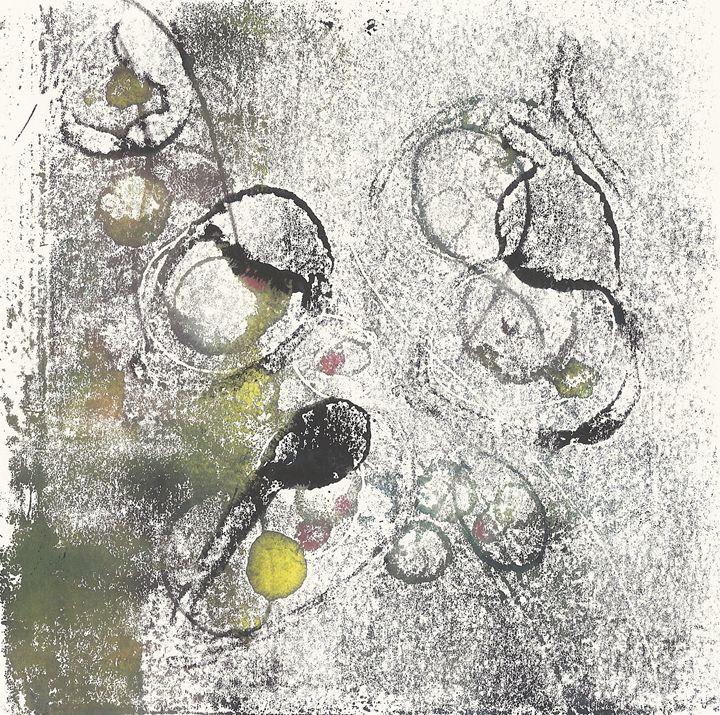 Monoprint - Stephen Coughlan