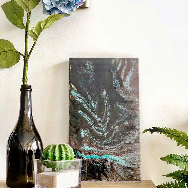 Opposites Black - Handcraftd Art Studio - D.Mae