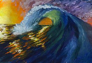 Close up Wave