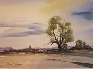Three Forks, Montana 529 - Mark Jenkins Watercolors