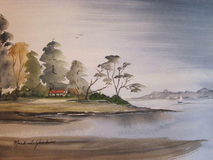 Watercolor 342 - Mark Jenkins Watercolors
