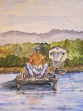 Original Watercolor Painting