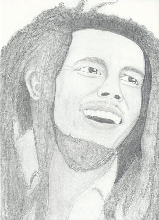 Bob Marley - Katerina Simpson