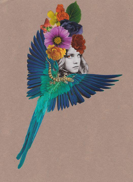 Bird Girl - Michelle Gaza