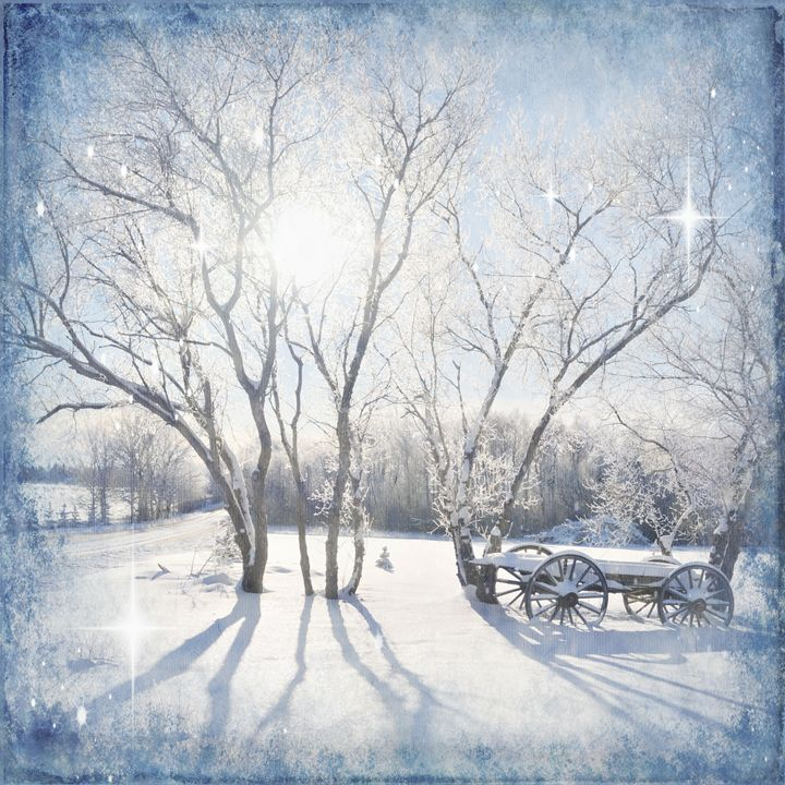 winters day - Art and whatnot by Jamie