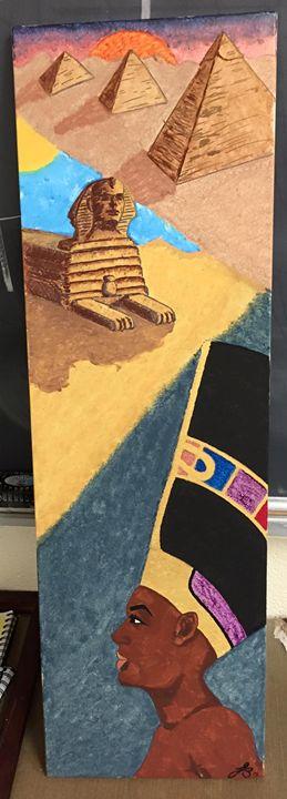 Egypt - Battle Art
