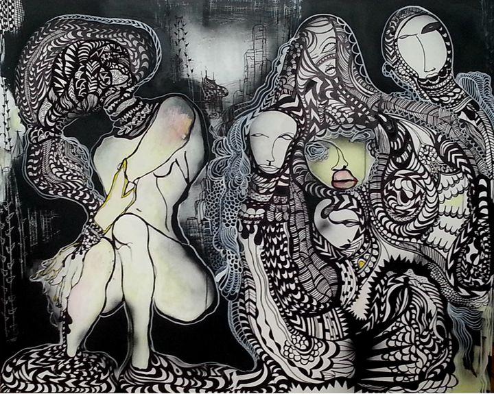blackandwhite - Irina Trostianetzky