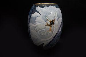 Handmade Pottery Vase (Side)