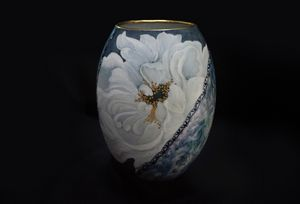 Handmade Pottery Vase