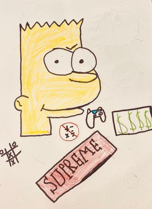 Bart - Cabin 7 Art