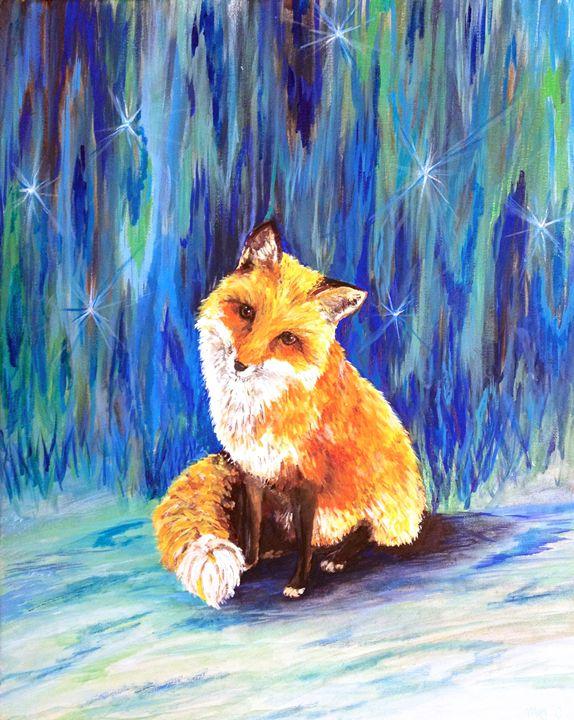 Fox - Mary Campbell