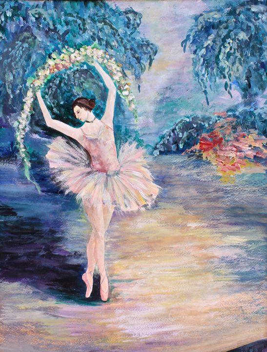 Impressionist Ballet - Mary Campbell