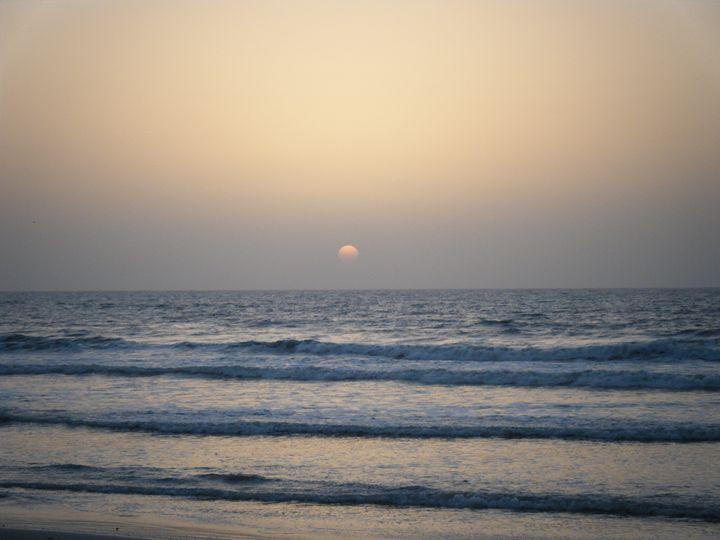 Sunrise in Cocoa Beach, FL - Brittney Jones