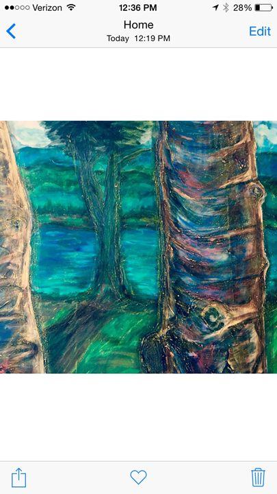 Trees - Deansart