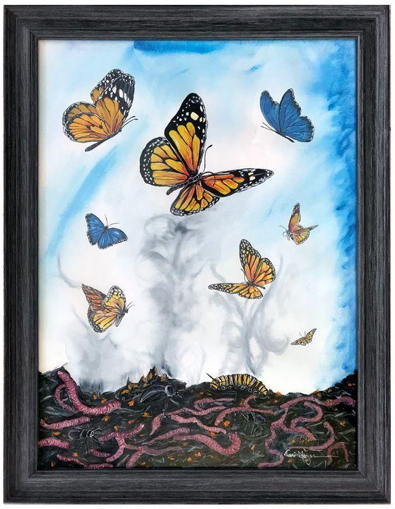 Transformed - Paintings by Teri Moyer