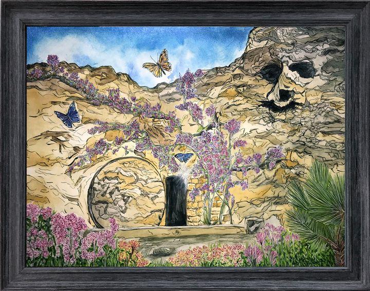 Risen - Paintings by Teri Moyer