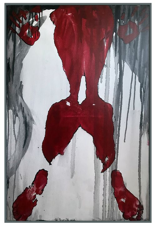 I'm Back - Paintings by Teri Moyer