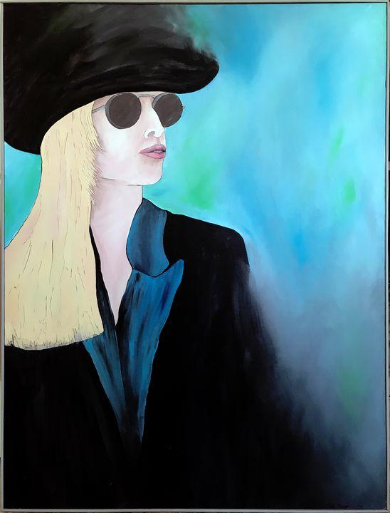 My Self - Paintings by Teri Moyer