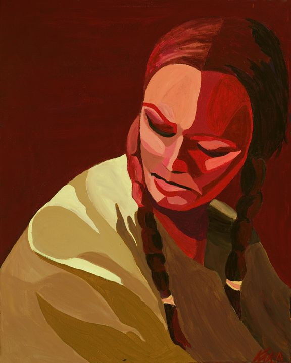 Red Woman - Kara Canfield