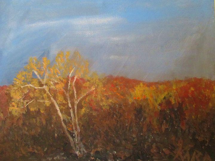 Ozark Autumn - Kara Canfield