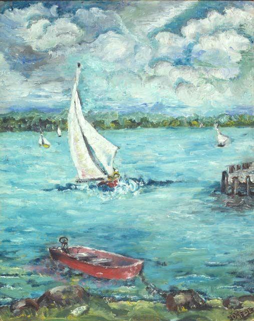 Sailing Along - Dee Foe