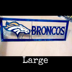 Broncos football panel