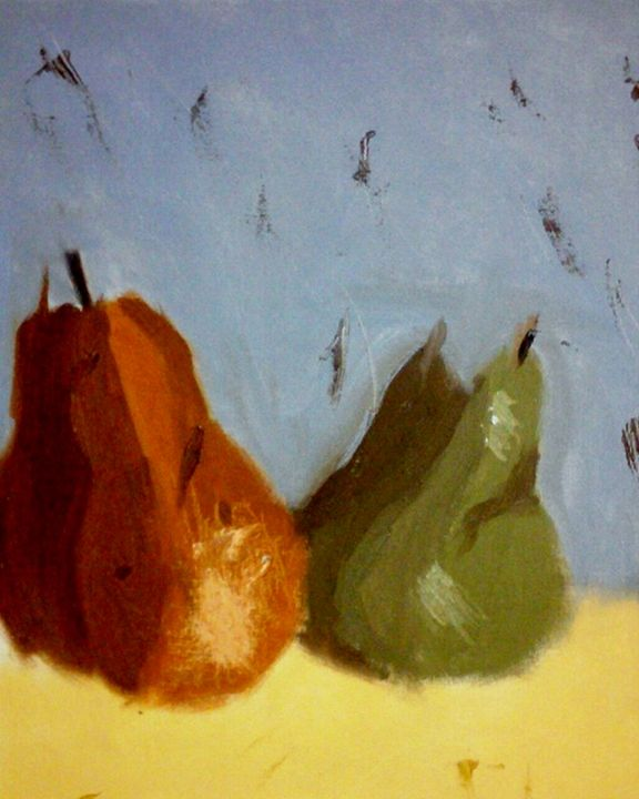 Pears #2 - Alec Carr