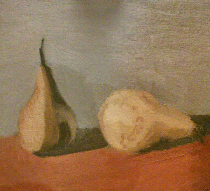 Pears - Alec Carr