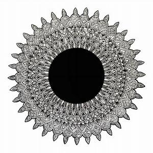 Not So Basic: Black Mandala