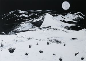 Mánaskin (Moonlight)