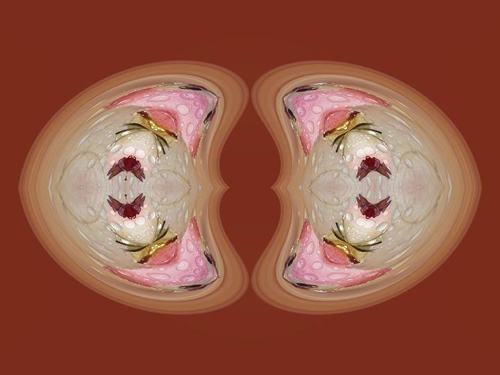Gentle and gorgeous love - Harold' s Digital Art Anthem