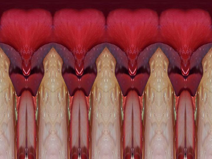 Slow to anger love - Harold' s Digital Art Anthem