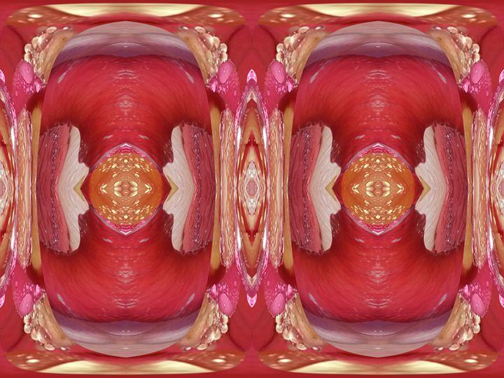 Be transformed by love - Harold' s Digital Art Anthem