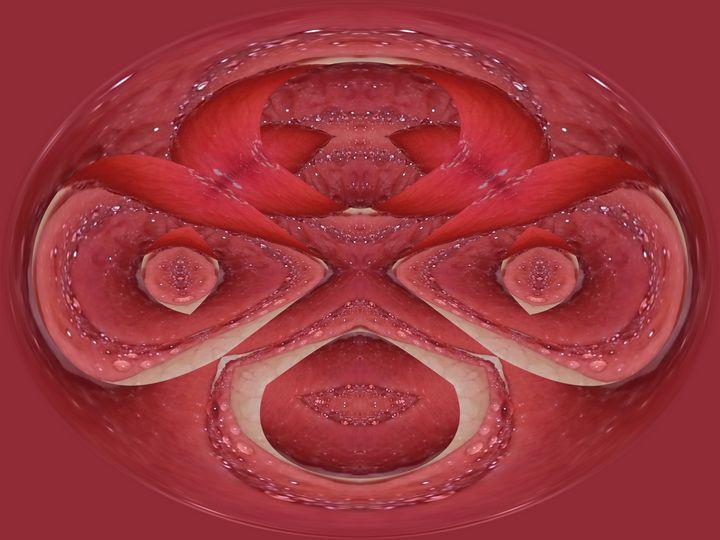 Not fear but love - Harold' s Digital Art Anthem